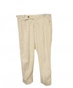 BERWICH(ベルウィッチ)の古着「リネン混パンツ」|ホワイト