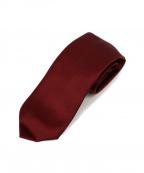 BRIONI(ブリオーニ)の古着「ネクタイ」 レッド