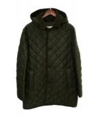 Traditional Weatherwear(トラディショナルウェザーウェア)の古着「キルティングコート」|オリーブ