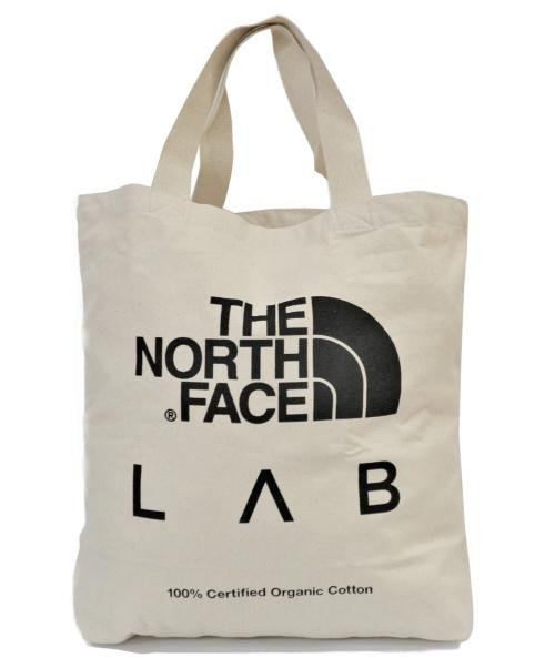 THE NORTH FACE(ザ ノース フェイス)THE NORTH FACE (ザノースフェイス) TNF ORGANIC COTTON TOTE アイボリー 未使用品の古着・服飾アイテム