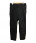 BURLAP OUTFITTER(バーラップアウトフィッター)の古着「クライミングパンツ」|ブラック