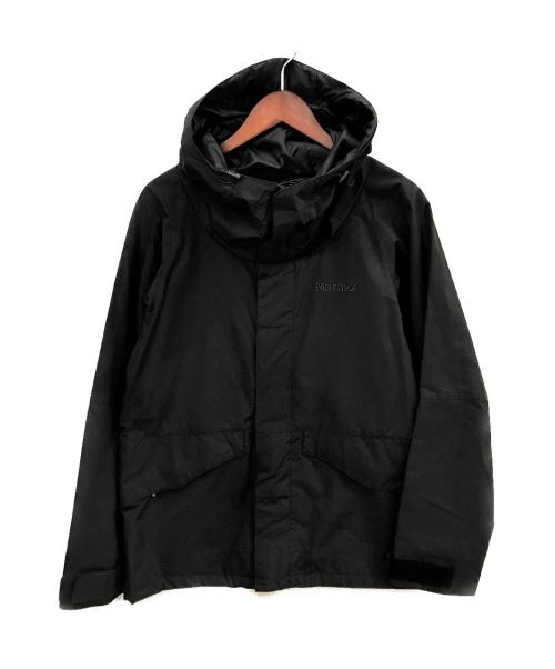 MARMOT(マーモット)Marmot (マーモット) THE ALL-WEATHER PARKA ブラック サイズ:Mの古着・服飾アイテム