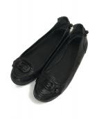 BALENCIAGA(バレンシアガ)の古着「フラットシューズ」|ブラック