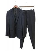 POLO RALPH LAUREN(ポロラルフローレン)の古着「セットアップスーツ」|ネイビー