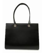 Cartier(カルティエ)の古着「パンテールトートバッグ」|ブラック