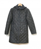 LAVENHAM(ラベンハム)の古着「キルティングコート」|ブラック