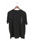DIESEL(ディーゼル)の古着「ポケットTシャツ」|ブラック