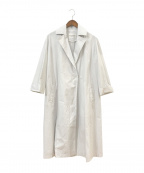 STRAWBERRY FIELDS(ストロベリーフィールズ)の古着「スプリングコート」|グレー