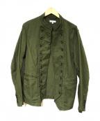 Engineered Garments()の古着「ナポレオンジャケット」|カーキ