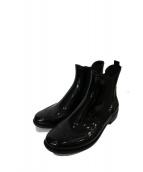 Traditional Weatherwear(トラディショナルウェザーウェア)の古着「レインブーツ」|ブラック