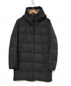 DESCENTE ALLTERRAIN(デザイント オルテライン)の古着「ダウンコート」|ブラック