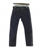 RRL(ダブルアールエル)の古着「セルビッチデニムパンツ」|インディゴ