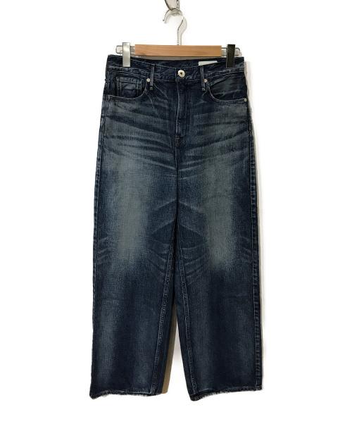 upper hights(アッパーハイツ)upper hights (アッパーハイツ) デニムパンツ ブルー サイズ:W25の古着・服飾アイテム