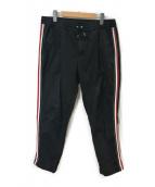 MONCLER(モンクレール)の古着「イージーパンツ」|ブラック