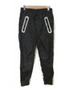MONCLER(モンクレール)の古着「ナイロンパンツ」|ブラック