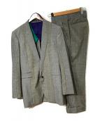 PAUL SMITH(ポールスミス)の古着「セットアップスーツ」|グレー