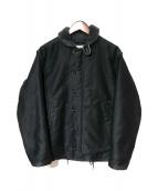 Buzz Ricksons(バズリクソンズ)の古着「デッキジャケット」|ブラック