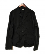 C.P COMPANY(シーピーカンパニー)の古着「Nucra Navy Blue Blazer」|ブラック