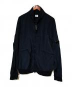 C.P COMPANY(シーピーカンパニー)の古着「SHORT JACKET」|ネイビー