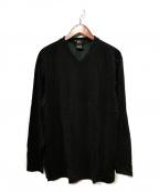 RRL()の古着「ジャージーカットソー」|ブラック