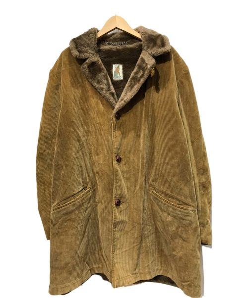 MIGHTY-MAC(マイティーマック)MIGHTY-MAC (マイティーマック) コーデュロイジャケット ベージュ サイズ:記載なしの古着・服飾アイテム