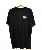 UNDEFEATED(アンディフィーテッド)の古着「プリントTシャツ」|ブラック
