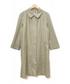 ()の古着「トレンチコート」|ベージュ