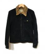 WACKO MARIA()の古着「コーデュロイジャケット」|ブラック