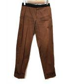 ()の古着「スラックス」|ブラウン