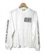 ARIES(アリーズ)の古着「ロングスリーブTシャツ」|ホワイト