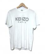 KENZO()の古着「プリントTシャツ」 ホワイト