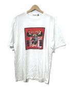 UNDERCOVER(アンダーカバー)の古着「プリントTシャツ」|ホワイト