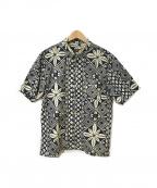 CORONA(コロナ)の古着「S/Sシャツ」|ネイビー