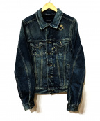 SCOTCH & SODA(スコッチアンドソーダ)の古着「デニムジャケット」|ブルー