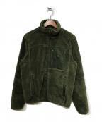 DEUS EX MACHINA(デウス エクス マキナ)の古着「フリースジャケット」|オリーブ