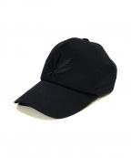 lucien pellat-finet(ルシアン・ペラフィネ)の古着「キャップ」|ブラック