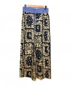 SCOTCH & SODA(スコッチアンドソーダ)の古着「スコッチパンツ」|ブルー