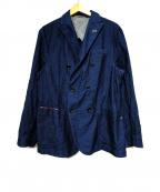 45R(フォーティファイブアール)の古着「ダブルジャケット」|ネイビー