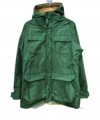 SIERRA DESIGNS(シエラデザインズ)の古着「マウンテンパーカー」 グリーン
