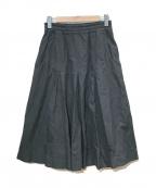 MHL(エムエイチエル)の古着「DRY COTTON OXFORD」|ブラック