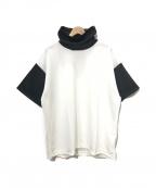 PHINGERIN(フィンガリン)の古着「Tetra Tee SP」|ホワイト