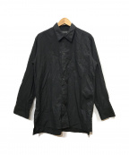 s'yte(サイト)の古着「長袖シャツ」 ブラック