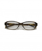 999.9(フォーナインズ)の古着「眼鏡」|ブラウン