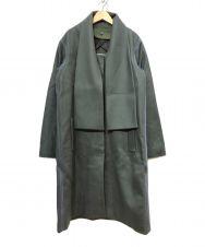 Maison Margiela (メゾンマルジェラ) ロングコート グリーン サイズ:42
