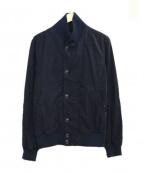 save khaki united(セーブカーキユナイテッド)の古着「ボンバージャケット」|ネイビー