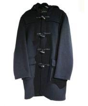 GLOVER ALL(グローバーオール)の古着「ロングダッフルコート」 ブラック
