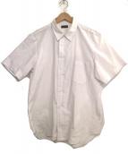 COMME des GARCONS HommePlus(コムデギャルソンオムプリュス)の古着「90sフリルデザインビッグシャツ」