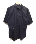 DIOR HOMME(ディオールオム)の古着「ビー刺繍半袖シャツ」