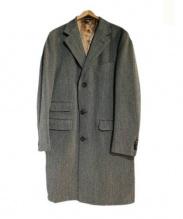 BOGLIOLI(ボリオリ)の古着「チェスターコート」|グレー