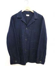 J.S.HOMESTEAD(J.S.ホームステッド)の古着「インディゴカバーオール」